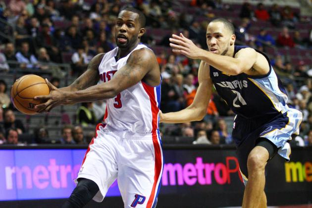 Kobe in Pistons Jersey 'Would Have Looked Weird,' Says Tayshaun Prince