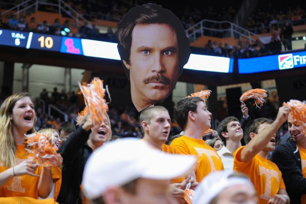 Tennessee Volunteers Harlem Shake Video