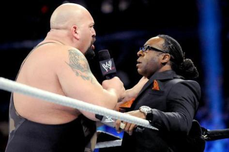 WWE WrestleMania 29: Why Big Show and Booker T Are on a Collision Course