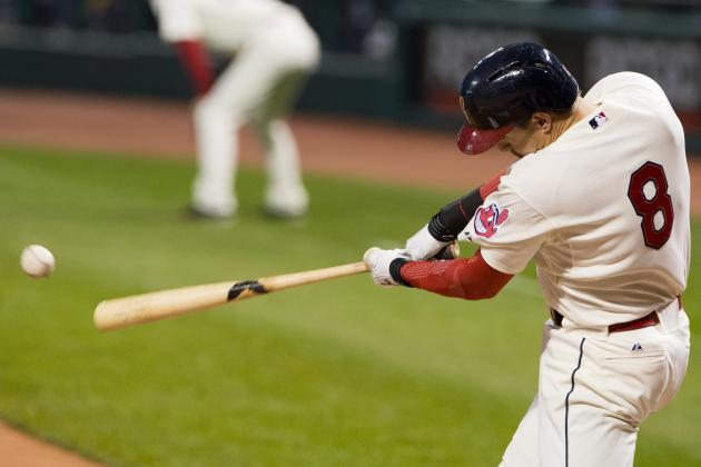 Indians' Lonnie Chisenhall Has Clear Path to Be Team's Starting 3B