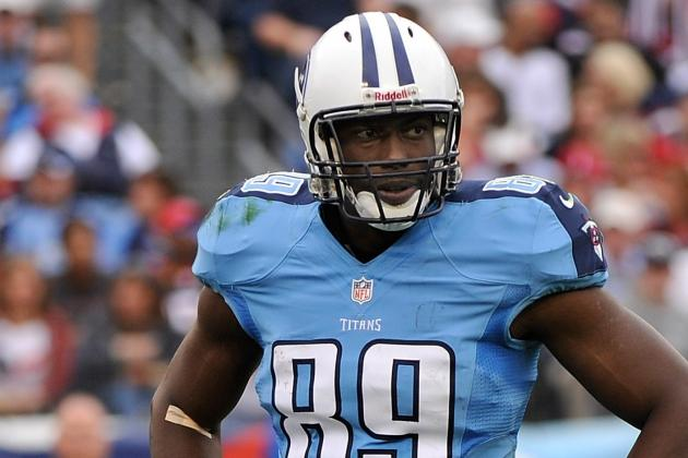 Jared Cook to Stay with Titans in 2013