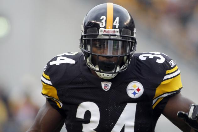 Rashard Mendenhall an Option for the Cardinals?