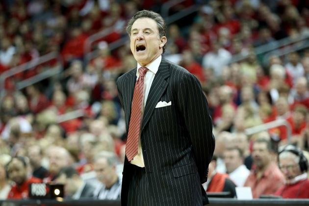 Chris Jones Played in Front of Rick Pitino Tuesday Night