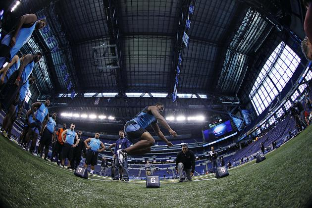 New York Jets' Definitive Guide to the 2013 NFL Scouting Combine