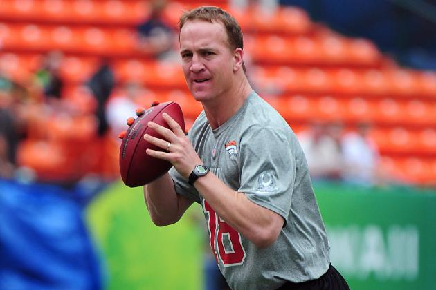 John Fox: Peyton Manning's Health 'will Be Even Better' in 2013