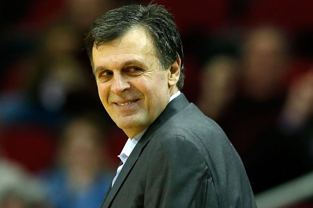 Kevin McHale Talks Up His New Player 'Cap Room'