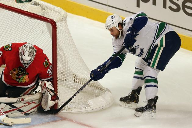 Vancouver Canucks Still a Player or Two Short