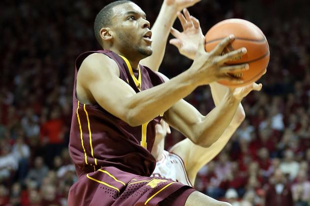 Is Andre Hollins a Future Lottery Pick? Some People Think So