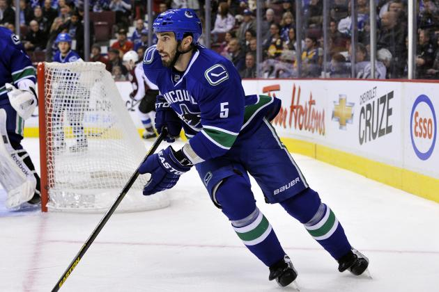 Canucks Criticism Sprouting Like Spring Flowers
