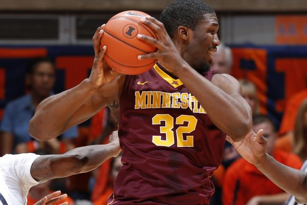 Adversity Nothing New for Gophers' Mbakwe