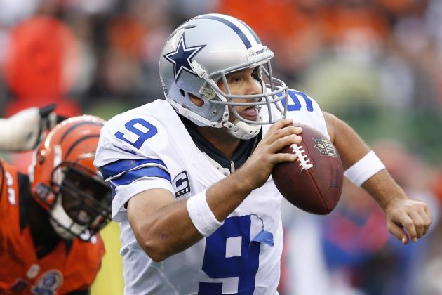 Tony Romo, Dallas Cowboys in Contract Extension Talks