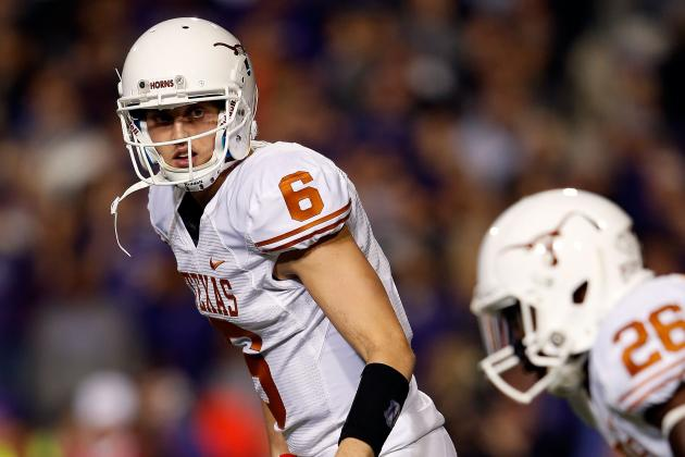Texas Opens Spring Football Drills with Plans for Up-Tempo Offense