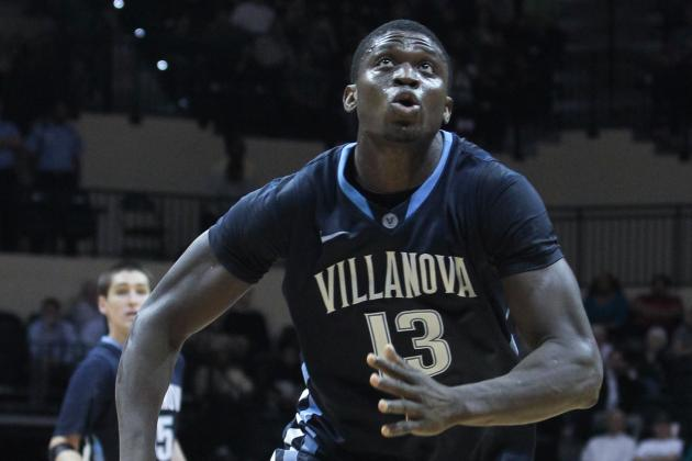 NCAA: Villanova Wildcats Rebounding Their Way to Tournament