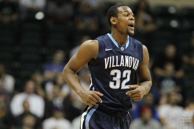 No worries, better scoring for Villanova's James Bell