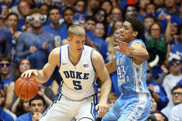 Plumlee Named Academic All-America First Team