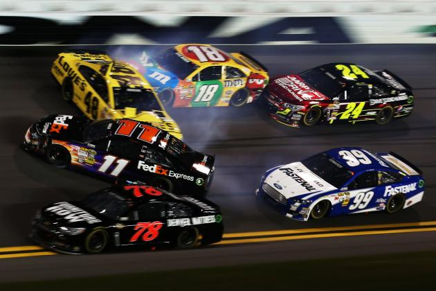 Daytona 500 2013: Drivers Who Will Falter Under Pressure of Great American Race