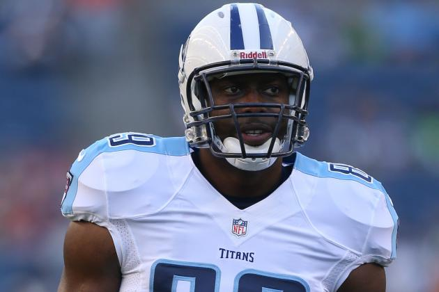 Ruston Webster Expects Jared Cook to Be a Titan in 2013
