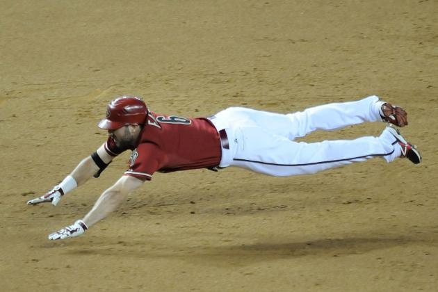 Leading Off: D-Backs High on Adam Eaton