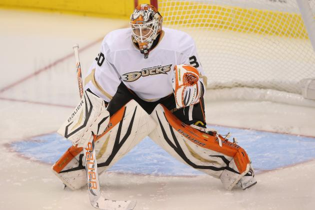 Does the Anaheim Ducks Contract Extension for Viktor Fasth Make Sense?