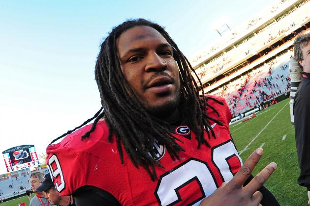 Georgia's Jarvis Jones Will Not Work out in Indianapolis
