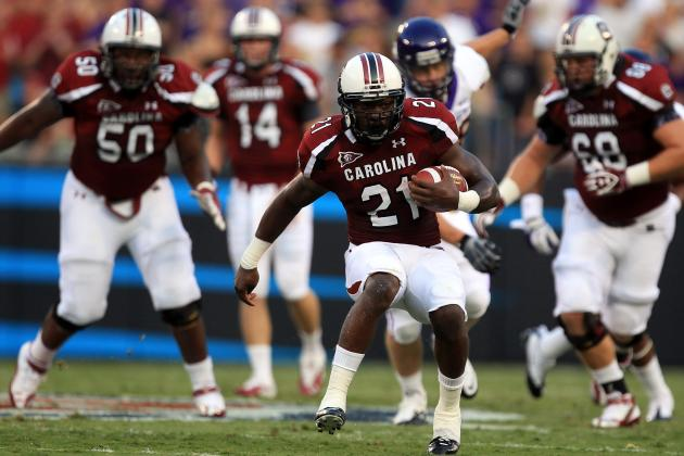 Is Marcus Lattimore Ready to Shock the World?