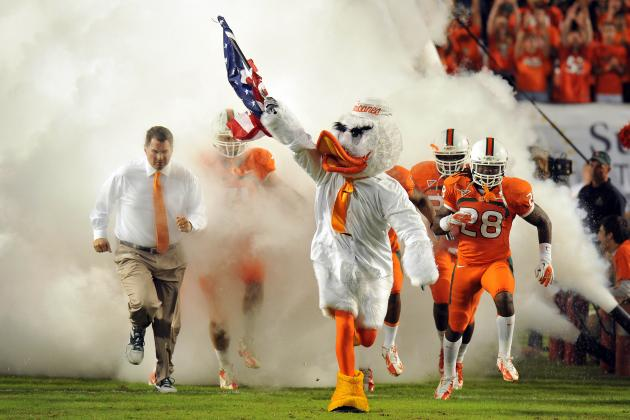 NCAA vs. Miami Is Like Rooting for Lesser of Two Evils