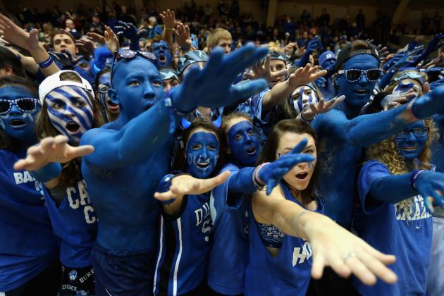 Duke Athletics Gets $5 Million Gift