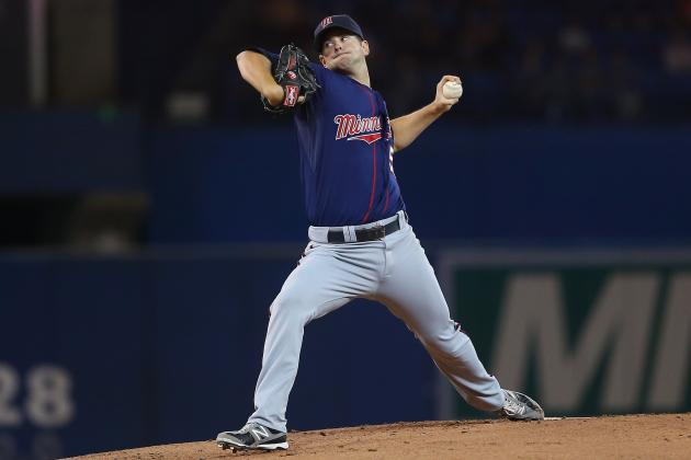 Scott Diamond Takes Slow, Steady Route Back to Rotation