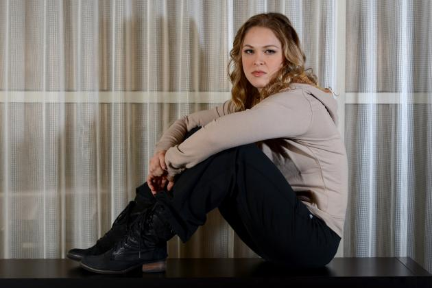 Ronda Rousey, the UFC's 1st Transcendent Superstar