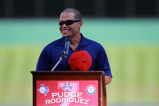 Rangers Hire Pudge as Special Asst. to GM