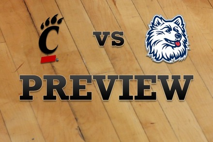 Cincinnati vs. Connecticut: Full Game Preview