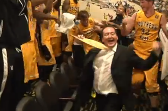 VIDEO: Donnie Tyndall's Harlem Shake Is Worth Watching