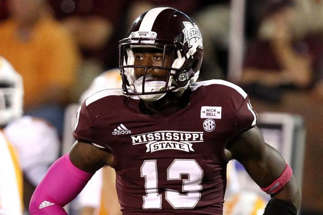 How Can Mississippi State's Johnthan Banks Go in First Round?