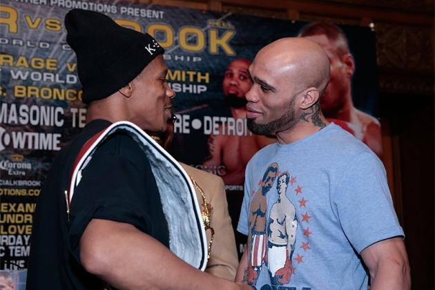 How Ishe Smith Can Get the Best of Cornelius Bundrage in IBF Title Fight