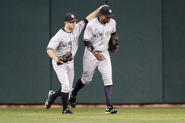 Granderson, Gardner Will Switch Positions in Spring