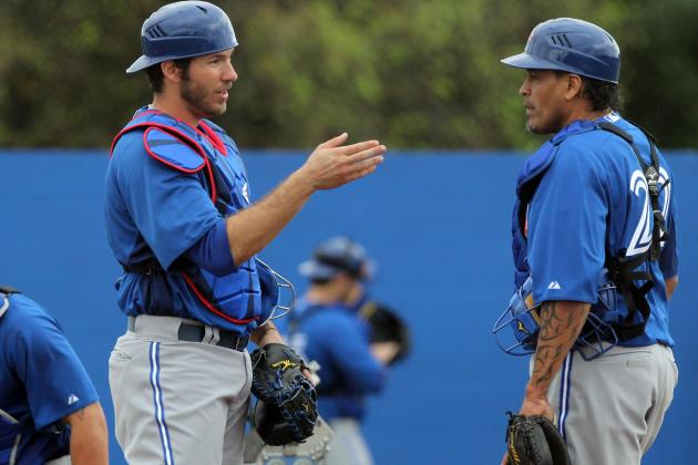 Toronto Blue Jays Likely to Give R.A. Dickey a Personal Catcher