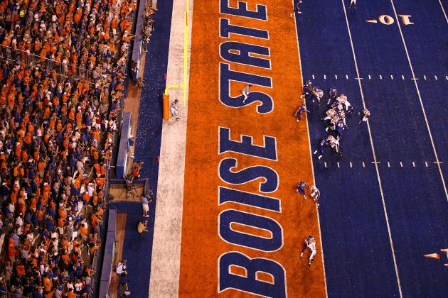 Boise State to Place Gene Bleymaier's Name on New Football Complex
