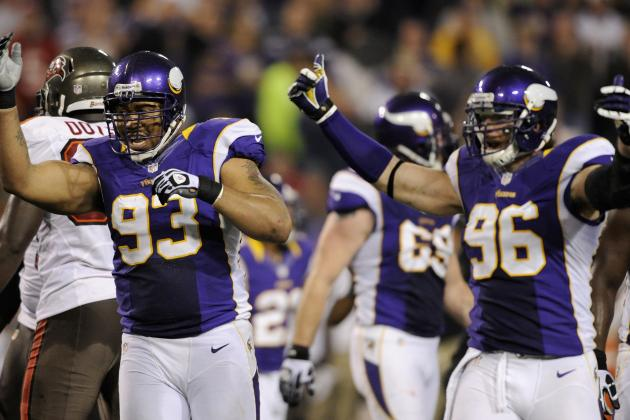 Minnesota Vikings Not Ready to Deal with Veterans Yet