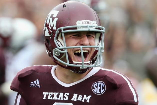Johnny Manziel: Let the Texas A&M QB Be a Kid, He's Doing Nothing Wrong