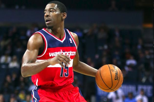 Wizards Trade Jordan Crawford to Celtics for Leandro Barbosa
