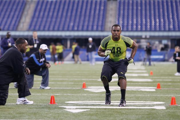 For NFL Teams, Combine Is All About the Medical Tests
