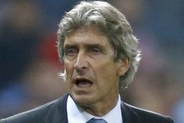 Pellegrini Has Agreement with Man City