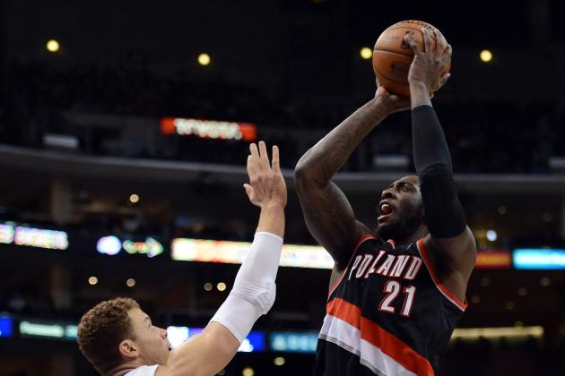 JJ Hickson Tries to Force Trade from Portland to Brooklyn