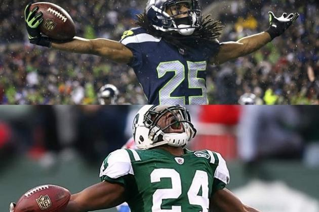Darrelle Revis vs. Richard Sherman: Debating Who Is the NFL's Best Cornerback
