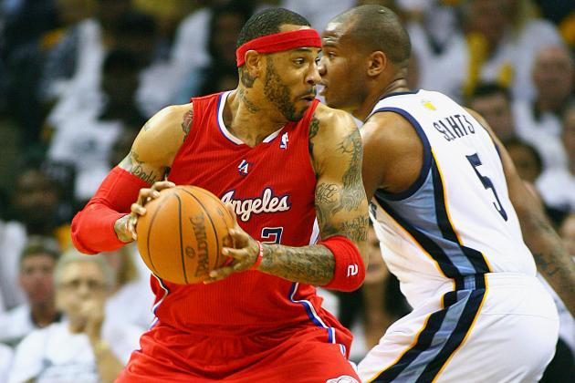 Report: The Miami Heat Are Talking to Kenyon Martin