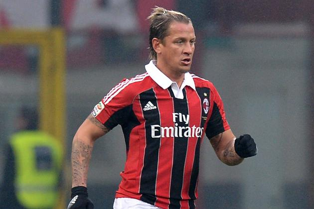AC Milan Defender Philippe Mexes Wants Calm After Barcelona Win