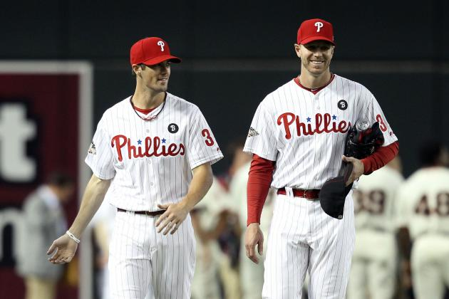 Halladay Endorses Hamels, Seeks Winning Urgency