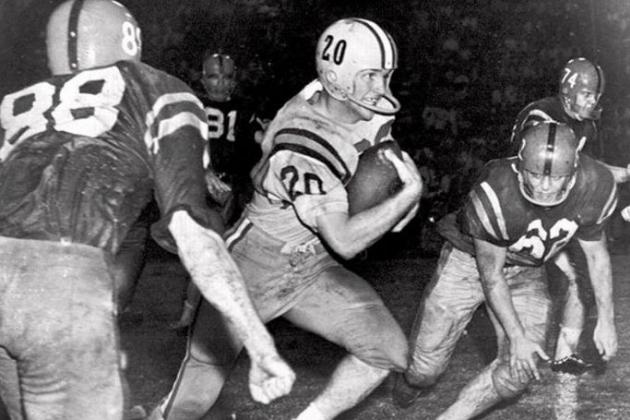 Former LSU Great Billy Cannon Released from Hospital Thursday