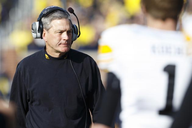 Iowa's Retreat from Florida a B1G Problem