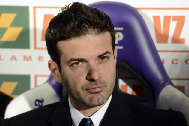 Inter Milan Coach Stramaccioni: Pressure Comes with Job